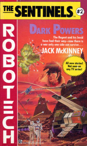 Robotech: The Sentinels: Dark Powers cover